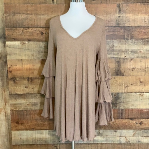Free people Beach Dress Cover Up M